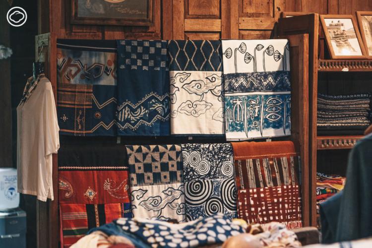 บายศรี แบรนด์แพร่ที่หยิบลายตุง เครื่องเซรามิก มาออกแบบผ้าจนพาผ้าไทยไปแฟชั่นวีกทั่วเอเชีย
