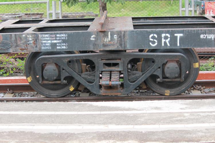 ชิ้นส่วนสำคัญที่เปลี่ยนให้รถไฟวิ่งได้เร็วขึ้น ลดแรงสะเทือนลง รองรับน้ำหนักได้มากขึ้น และเข้าโค้งได้มีประสิทธิภาพ