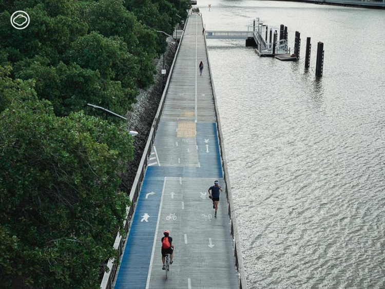 South Bank สวนสาธารณะเลียบแม่น้ำที่ทำให้ชาวบริสเบนออกมาใช้ชีวิตนอกบ้านได้ 24 ชั่วโมง