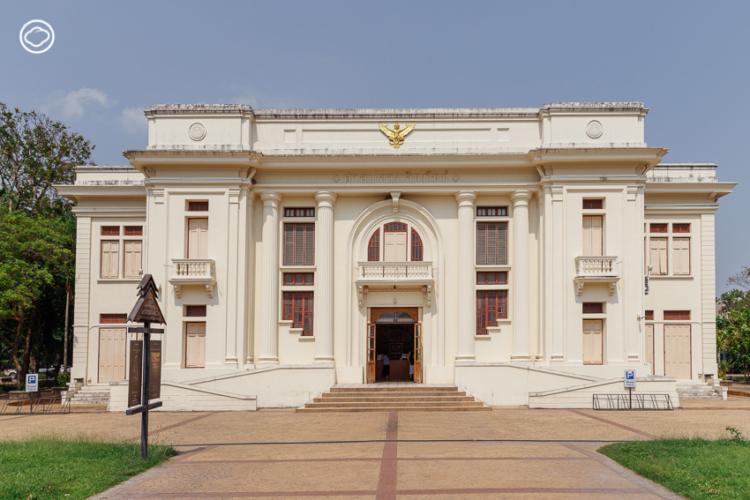 สำรวจประวัติศาสตร์ในรอบหนึ่งศตวรรษของเมือง ผ่านอาคาร หอศิลปวัฒนธรรมเมืองเชียงใหม่