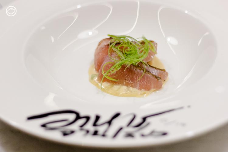 Eat The Cloud 03 มื้อที่ออกแบบอาหารจานพิเศษให้กลิ่นชัดรสจัดจ้านบนจานเพียงใบเดียว