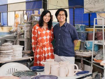 ละมุนละไม สตูดิโอให้บริการออกแบบภาชนะที่ออกแบบตั้งแต่จานชามยันประสบการณ์การใช้