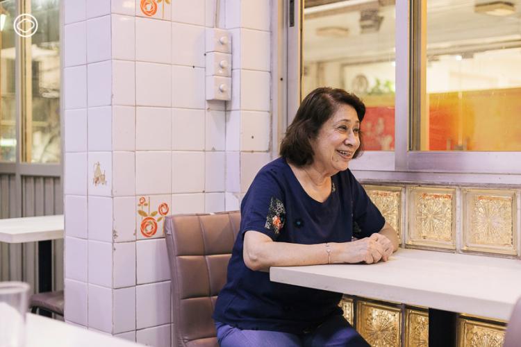 กินอาหารแมคกานีสที่ร้าน Riquexo