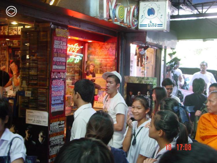 น้องท่าพระจันทร์ ตำนานร้านเทปยุคแรกแห่งท่าพระจันทร์ที่อยู่คู่วงการเพลงไทยมากว่า 40 ปี