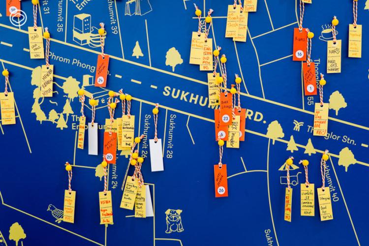 Sukhumvit Collaborative Collection สินค้าลิมิเต็ดอิดิชั่นของห้างที่พาคนในย่านมารู้จักกัน