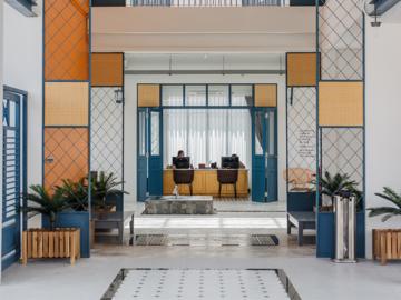 สุขนิรันดร์ โรงแรมรุ่นคุณปู่ในเชียงรายที่หลานแปลงโฉมใหม่เป็นบูติกโฮเทล