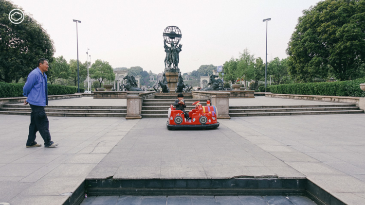 Tianducheng ยุโรปก๊อปเกรดเอแห่งประเทศจีนที่มีเสน่ห์จนเป็นโลเคชันถ่าย MV ของ Jamie xx