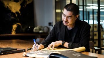 ภฤศธร สกุลไทย designer of the year 2019 สาขา interior design