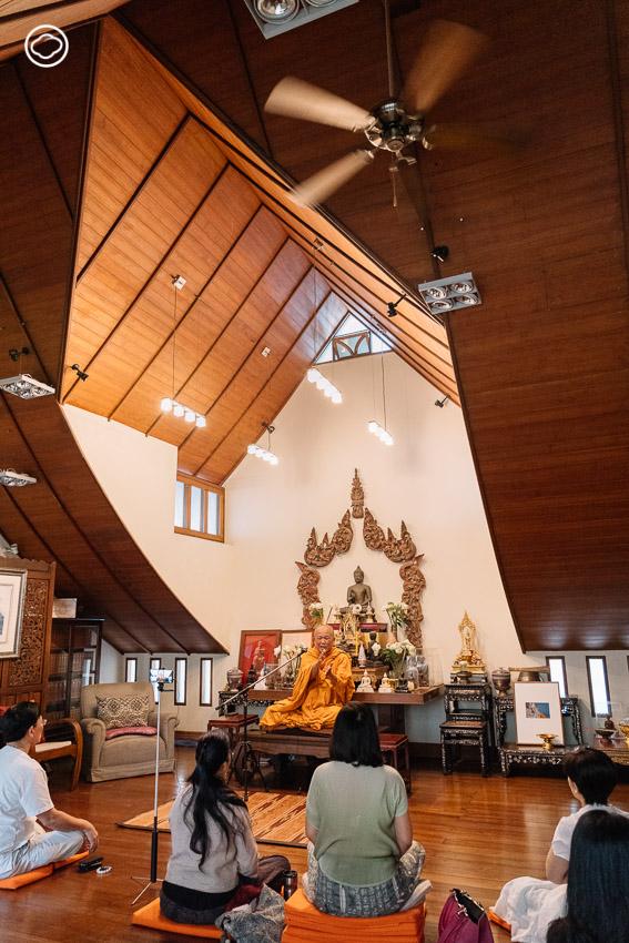 อริยาศรมวิลล่า เปลี่ยนบ้านไทย-ยุโรปสมัยสงครามโลกครั้งที่ 2 เป็นที่พักสีเขียวกลางสุขุมวิท