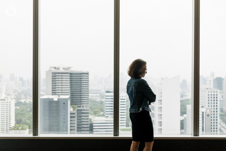 มอง Alexandra Reich อย่างที่เธอเป็น CEO ที่ฝันว่าสักวัน DTAC จะไม่ต้องมี CEO