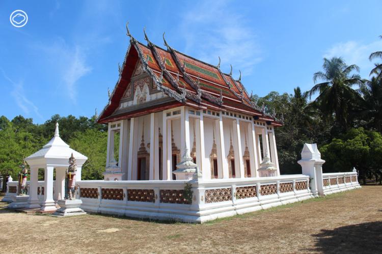 วัดพิทักษ์แผ่นดินไทย เมื่ออารามช่วยรักษาดินแดนตากใบให้คงอยู่กับประเทศไทยจนถึงปัจจุบัน