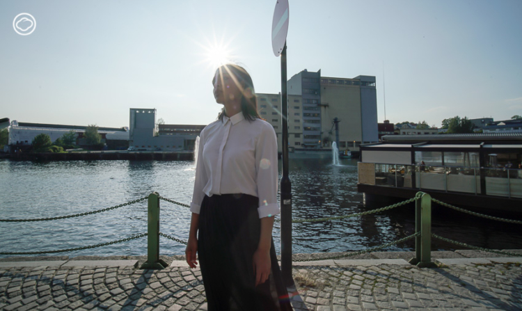 เอริณ กรินเดอร์ ทูลแฮล์ม นางงามข้ามเพศชาวไทยผู้คว้ารองอันดับสาม Miss Norway 2019