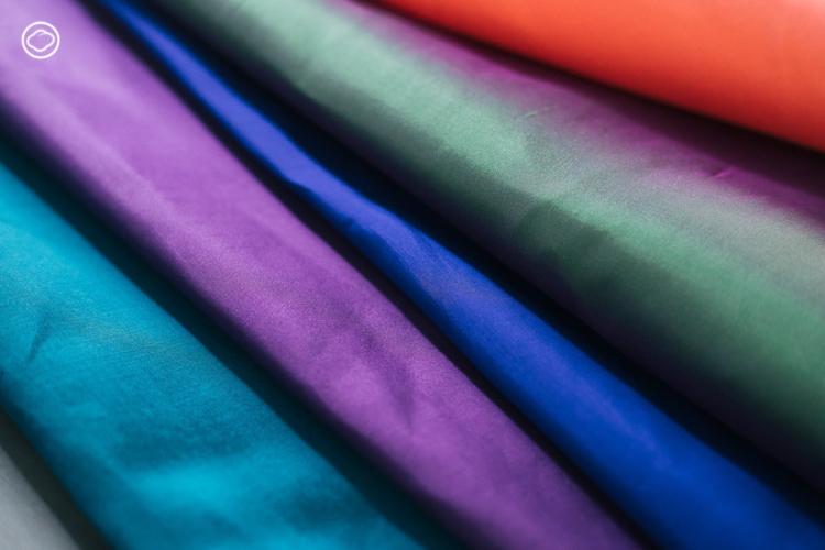 La Orr แบรนด์เครื่องประดับไทยแท้ที่จับสีสันของผ้าไหมอำเภอปักธงชัยมาประดับแทนอัญมณี