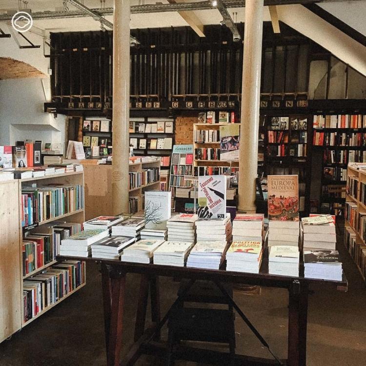 เดินเตร่บนถนนสายวรรณกรรมใน ลิสบอน โปรตุเกส เมืองแห่งร้านหนังสือทั้งน้องใหม่ยันอายุ 300 ปี