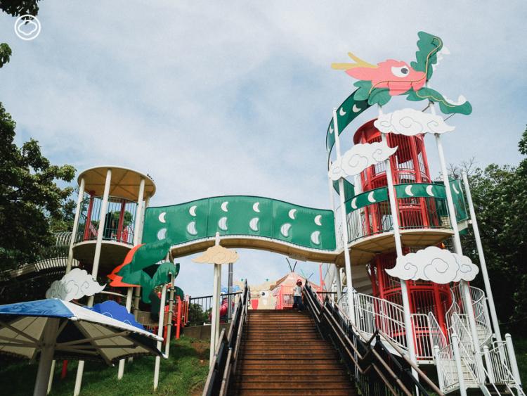 3 สนามเด็กเล่นแห่งโอกินาวะ ญี่ปุ่น ดินแดนสนามเด็กเล่นที่เปิดโอกาสให้เด็กๆ เติบโตผ่านการผจญภัย