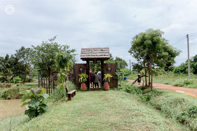 หมู่บ้านนานาชาติเปรมปรีดี (Prampredee International Eco Village) อำเภอเมืองฯ จังหวัดกาฬสินธุ์