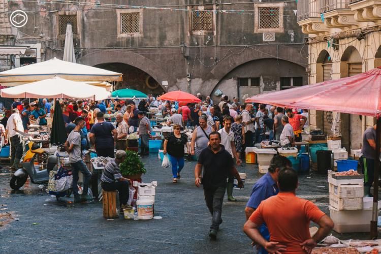 เดินตะลุยตลาดอายุกว่าร้อยปี ตามรอยอาหรับบนเกาะซิซิลี เกาะที่ใหญ่ที่สุดของ อิตาลี