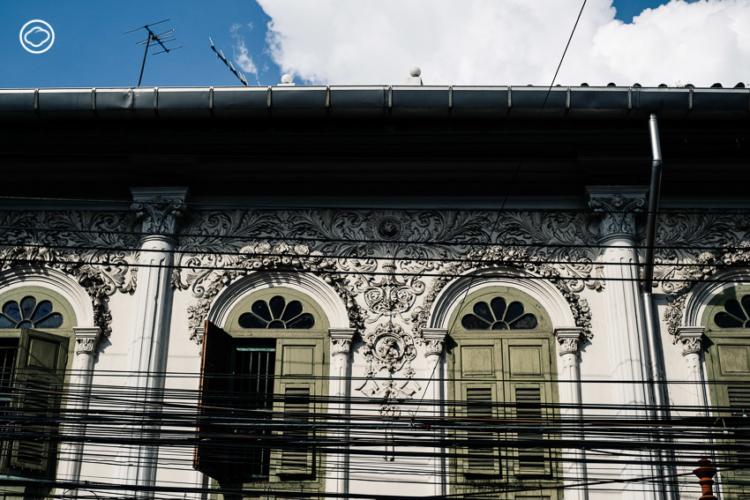บ้านทรงวาด Holiday Home จากอาคารเก่าบนถนนทรงวาดโดยฝีมือคู่รักนักท่องตรอกย่านโบราณ