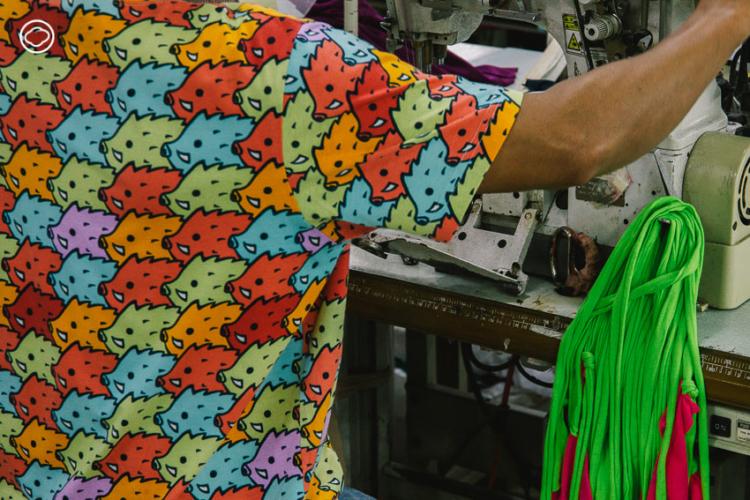 ทายาทรุ่นสองผู้ต่อยอดแบรนด์ เสื้อแตงโม อายุ 40 ปีให้เติบโตเป็นแตงโมลูกโตๆ รสหวาน