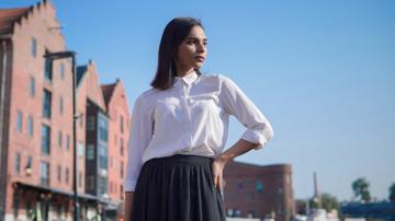 ความฝันของ เอริณ กรินเดอร์ ทูลแฮล์ม สาวข้ามเพศไทย รองอันดับสาม Miss Norway 2019