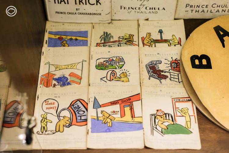 คาเฟ่หนูขาว หรือ White Mouse Café ย่านท่าเตียน ร้านเล็กย่านท่าเตียนกับข้าวของชิ้นพิเศษของ 2 เจ้าชายไทยที่โด่งดังในวงการแข่งรถโลก
