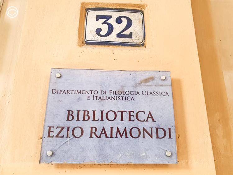 นักเรียนเก่าอิตาลีพาทัวร์ มหาวิทยาลัยโบโลญญา มหา'ลัยไร้รั้วที่กระจายอยู่ทั่วเมืองโบโลญญา
