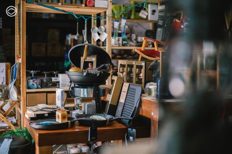 CAMP STUDIO ร้านอุปกรณ์เอาต์ดอร์ที่เปลี่ยนการตั้งแคมป์ตากอากาศลำบากให้เป็นเรื่องสนุก