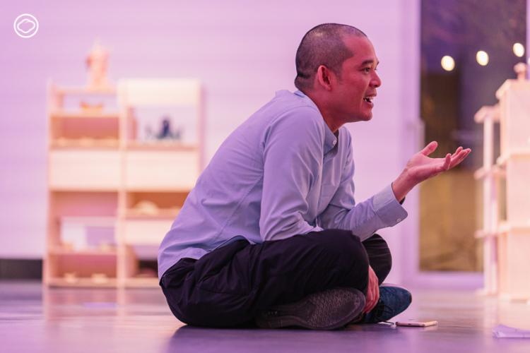 ดุษฎี ฮันตระกูล ศิลปิน Singapore Biennale กับ They Talk นิทรรศการแอบฟังเซรามิกคุยกัน