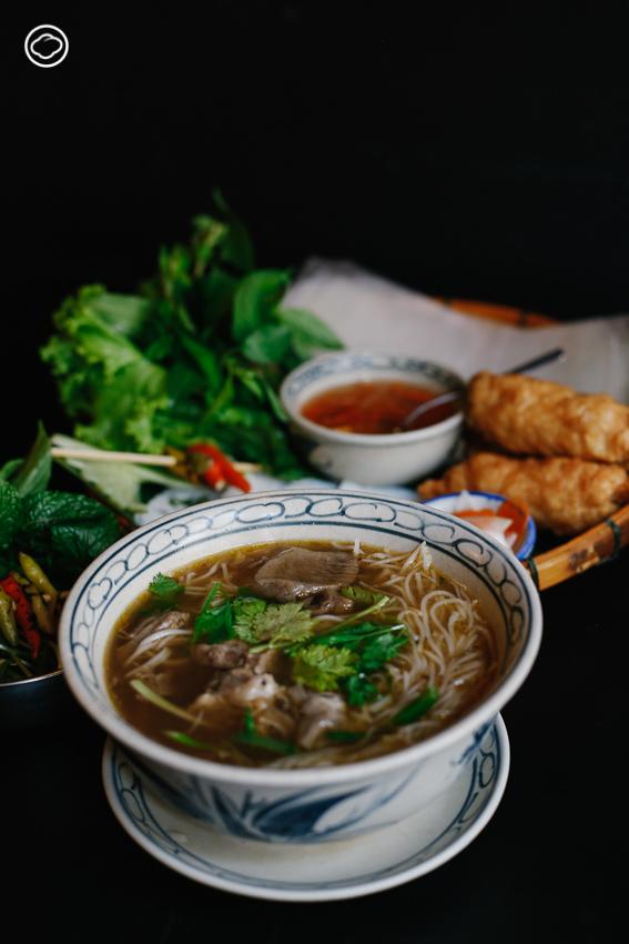 11 ร้านอาหารต่างประเทศในเขต เกาะรัตนโกสินทร์ Tonkin Annam (ตงกิง อันนัม)