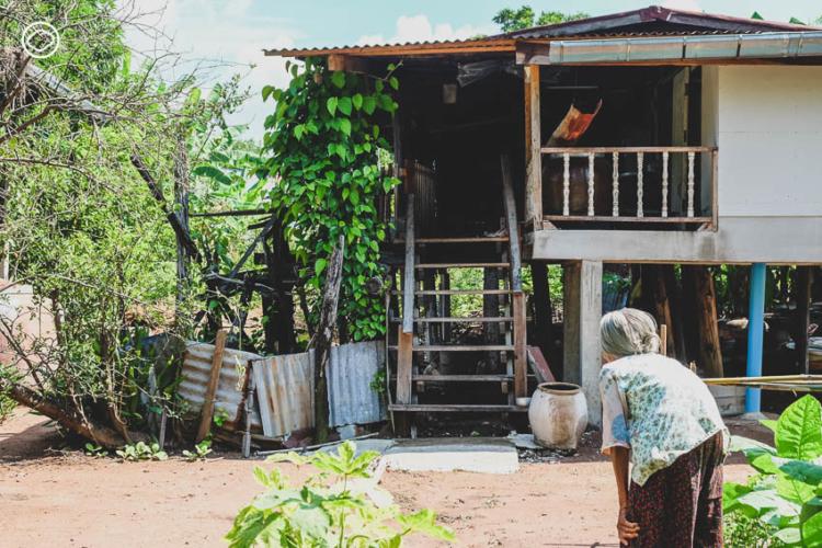 ชุมชนเขาทอง ต้นแบบชุมชนผู้สูงอายุที่สร้างพื้นที่สุขภาวะและกลไกการดูแลกันระหว่างคนในชุมชน