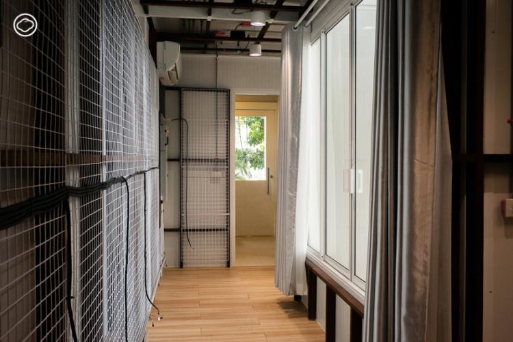 บ้านอุ่นใจ แบบบ้านผู้สูงอายุ บ้านแห่ง Aging Society โดย มจธ. ที่ออกแบบมาให้ผู้สูงวัยอยู่อาศัยได้อย่างอุ่นใจ