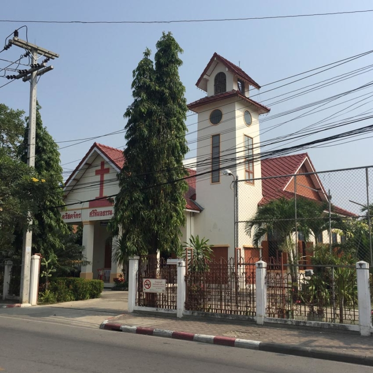 โบสถ์ศรีพิมลธรรม จังหวัดเพชรบุรี