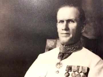 George McFarland ชายผู้เป็นอิฐก้อนแรกของศิริราช และทำให้เกิดคณะแพทย์ฯ ศิริราชพยาบาล