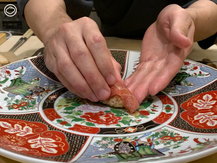 Meruto ร้านโอมากาเสะฝีมือคนไทยไม่กี่ร้านที่ได้ใช้วัตถุดิบส่วนที่ดีที่สุดจากทั่วประเทศญี่ปุ่น