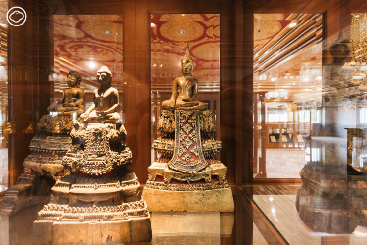 พิพิธภัณฑ์ Hidden ใต้พระมหาเจดีย์วัดปากน้ำฯ 1 ใน 10 ที่ที่นิตยสารท่องเที่ยวญี่ปุ่นแนะนำ