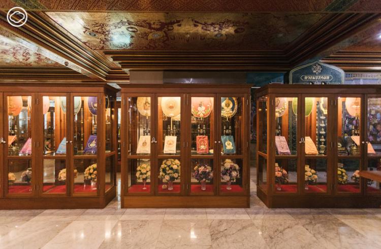 พิพิธภัณฑ์แห่งวัดปากน้ำภาษีเจริญ พิพิธภัณฑ์ Hidden ใต้พระมหาเจดีย์วัดปากน้ำฯ 1 ใน 10 ที่ที่นิตยสารท่องเที่ยวญี่ปุ่นแนะนำ