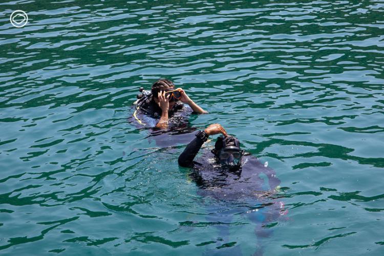 ดำน้ำ กับ UDI SCUBA DIVING