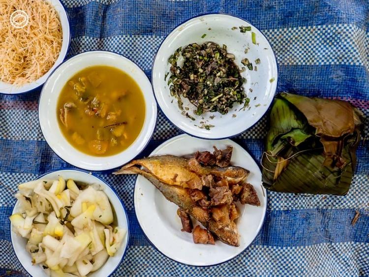 ตามเสียงแกวไปดู มาเด๊าะ มากะ วิถีลงแขกเกี่ยวข้าวของชาว ปกาเกอะญอ ในเดือนชิฉ่า