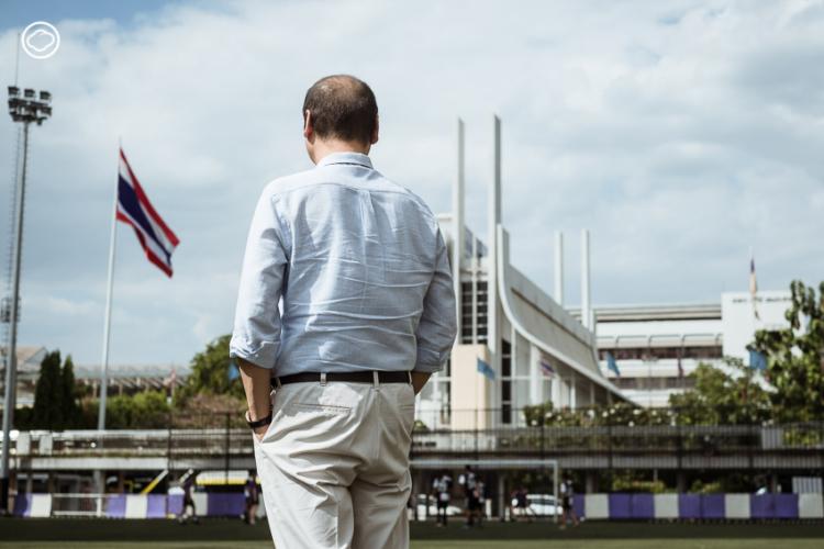 ครูทอม ผอ. กรุงเทพคริสเตียนวิทยาลัย ผู้สร้างการเปลี่ยนแปลงให้เกิด รร. แห่งความสุข