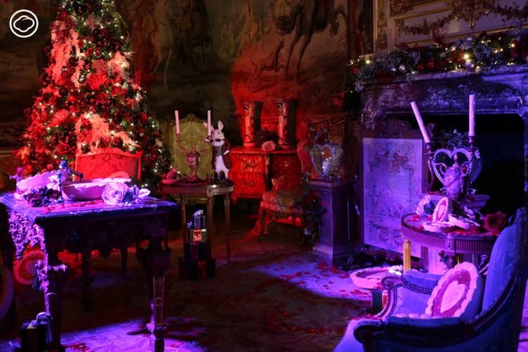 ท่องพระราชวังอังกฤษกับ Alice in the Palace นิทรรศการที่จับคู่ประวัติศาสตร์กับเทคโนโลยี