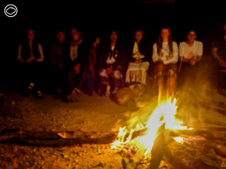ตามเด็กแคนาดาไปเรียนในหมู่บ้านหินลาดใน ที่ดูแลป่าใหญ่ให้เป็นห้องเรียนของคนทั่วโลก