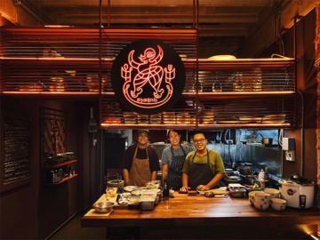 ชามแกง ร้านข้าวแกงที่สร้างแกงใหม่ด้วยแรงบันดาลใจจากตำราเก่าเก็บ