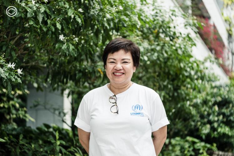 ตุลย์นภา ติลกมนกุล หญิงไทยคนแรกที่เป็นผู้นำการช่วยเหลือผู้ลี้ภัยจากสงครามซีเรีย