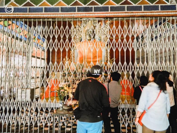 เมื่อพระมหามัยมุนีเดินทางมาแม่ฮ่องสอน วัดหัวเวียง เป็นพระเจ้าพาราละแข่ง