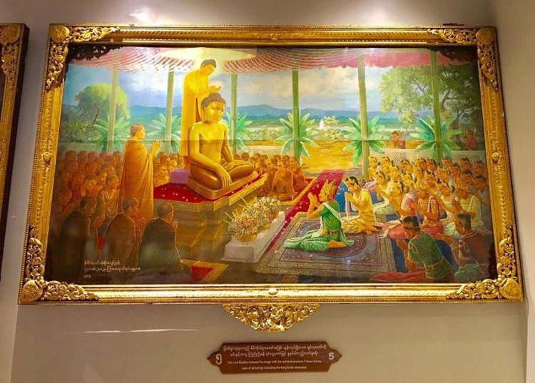 พระมหามัยมุนี พระพุทธรูปมีชีวิตหนึ่งเดียวในเมียนมาที่มีพิธีล้างพระพักตร์ แปรงพระทนต์ ทุกเช้า