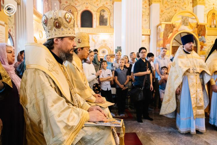 สายคาดเอวพระแม่มารี ของศักดิ์สิทธิ์ที่ศาสนจักรรัสเซียเชิญมาเมืองไทย