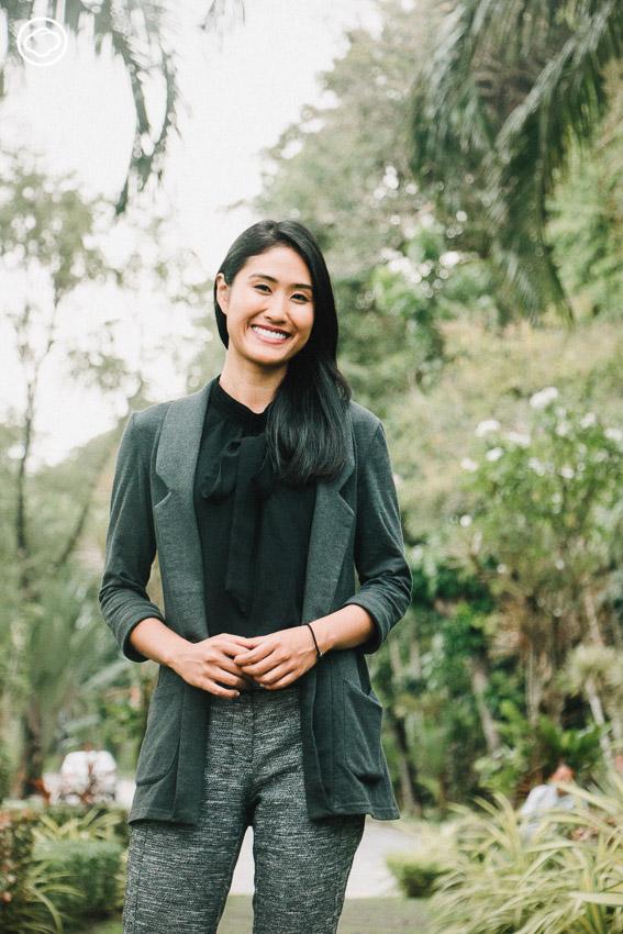 อรอนงค์ หอมสมบัติ Miss Universe Laos นางงามนักรณรงค์ผู้ผลักดันความยั่งยืนนอกเวที