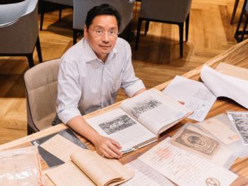 เปิดเอกสารโบราณร้อยปีคุยกับ สรวิช ภิรมย์ภักดี เรื่องทวด 1 ใน 4 โอรส ร.5 รุ่นแรกที่ไปเรียนยุโรป