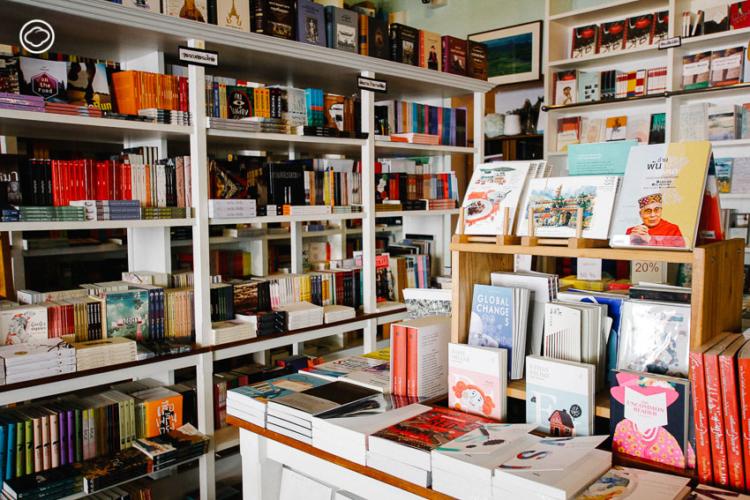11 ร้านหนังสือในเมืองเก่าที่ทำให้เข้าใจเสน่ห์หนังสือกระดาษ