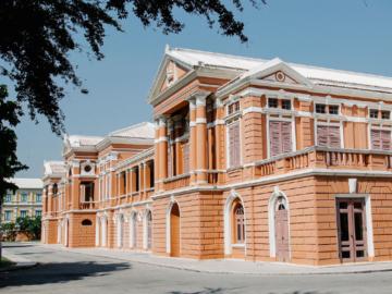 10 สถาปัตยกรรมตะวันตกแบบโบราณในพระนคร